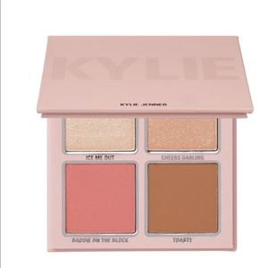 Kylie Cosmetics Holiday Collection Face Palette